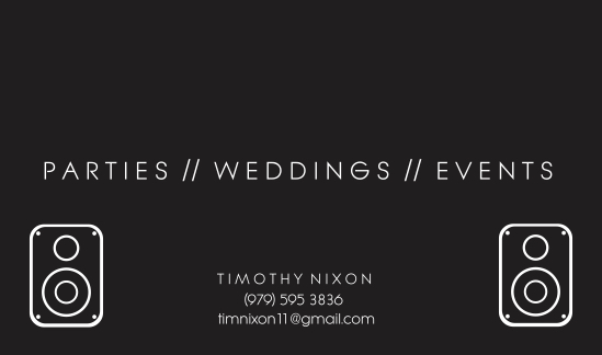 Tim Business Card Back