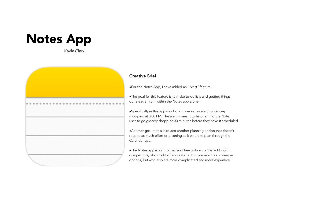 Notes App Final